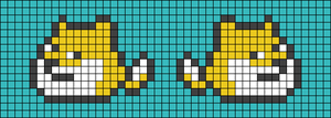 Alpha pattern #66619