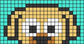 Alpha pattern #66640