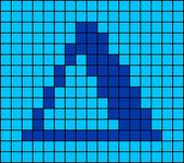 Alpha pattern #66668