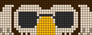 Alpha pattern #66728