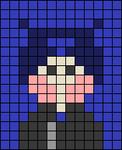 Alpha pattern #66736