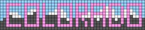 Alpha pattern #66742