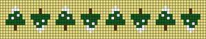 Alpha pattern #66744