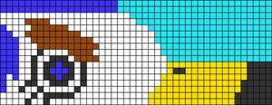 Alpha pattern #66750