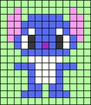 Alpha pattern #66756