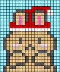 Alpha pattern #66762