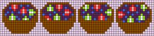 Alpha pattern #66798
