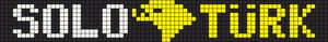 Alpha pattern #66800