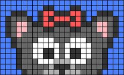 Alpha pattern #66801