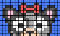 Alpha pattern #66806