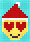 Alpha pattern #66807