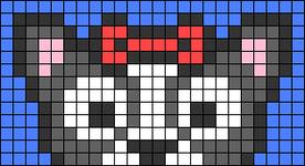 Alpha pattern #66809