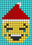 Alpha pattern #66813