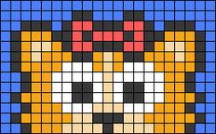 Alpha pattern #66817