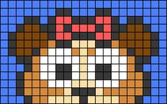 Alpha pattern #66818