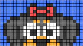 Alpha pattern #66825