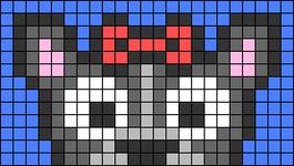 Alpha pattern #66826