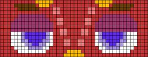 Alpha pattern #66836