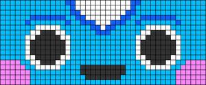 Alpha pattern #66837