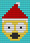 Alpha pattern #66866