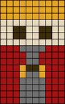 Alpha pattern #66900
