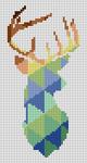 Alpha pattern #66901