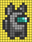 Alpha pattern #66912