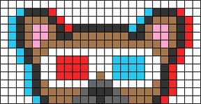 Alpha pattern #66939