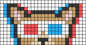 Alpha pattern #66940