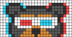 Alpha pattern #66947