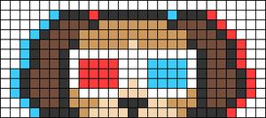Alpha pattern #66949