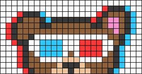 Alpha pattern #66953