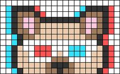 Alpha pattern #66955
