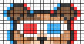 Alpha pattern #66959