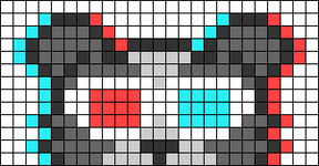 Alpha pattern #66961