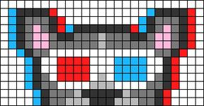 Alpha pattern #66962