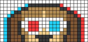 Alpha pattern #66963