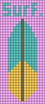 Alpha pattern #66969