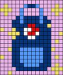Alpha pattern #66971