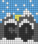 Alpha pattern #66977