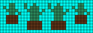 Alpha pattern #67002