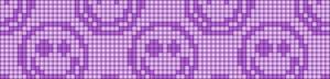Alpha pattern #67005