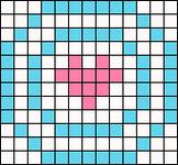 Alpha pattern #67021