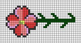 Alpha pattern #67027