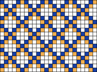 Alpha pattern #67034