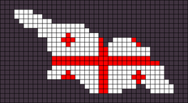 Alpha pattern #67077