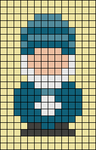 Alpha pattern #67082