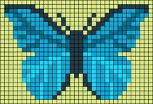 Alpha pattern #67083