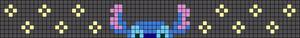 Alpha pattern #67100