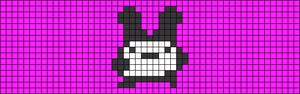 Alpha pattern #67105